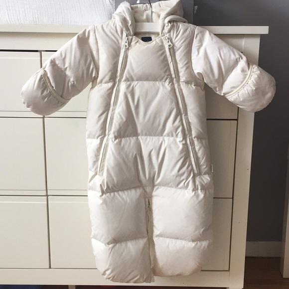 57fc5e365082a GAP Jackets & Coats | Baby Snowsuitjacket | Poshmark